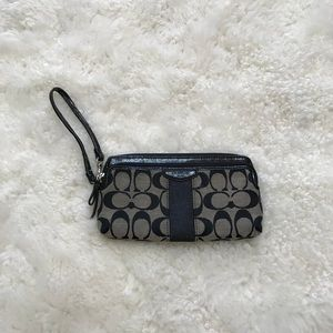 Coach Monogram Wallet Wrstlet